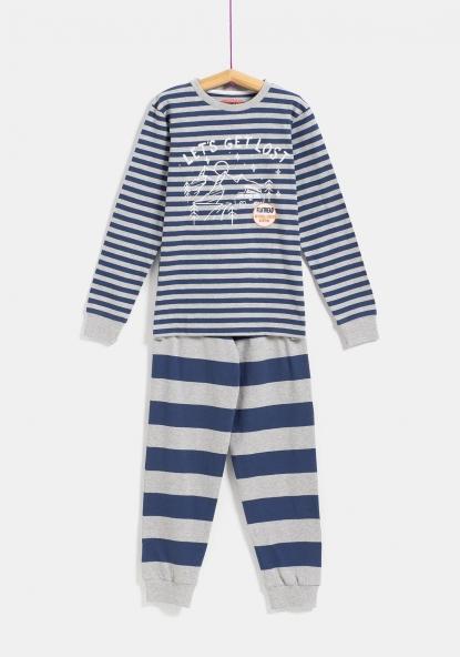 3x2 Pijama dos piezas de Algodón Sostenible (Tallas 9 a 16) TEX db0f2f07d419