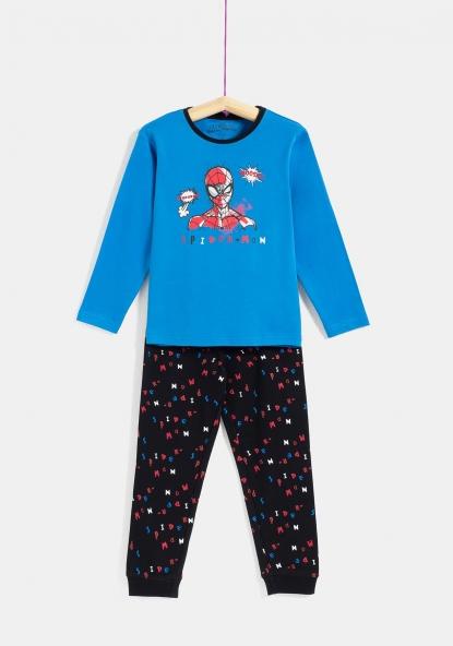 MARVEL manga MÁS larga dos piezas 10 Pijama 8OFx7