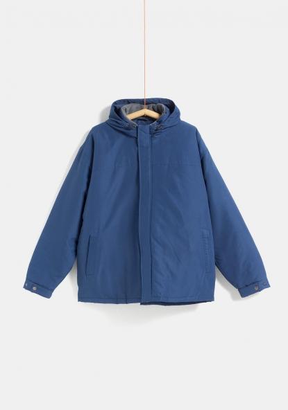 Abrigos y Chaquetas REMATE FINAL HOMBRE. Mostrando 21 de 24 artículos.  Parka con capucha de tallas grandes TEX b9e09ceda272