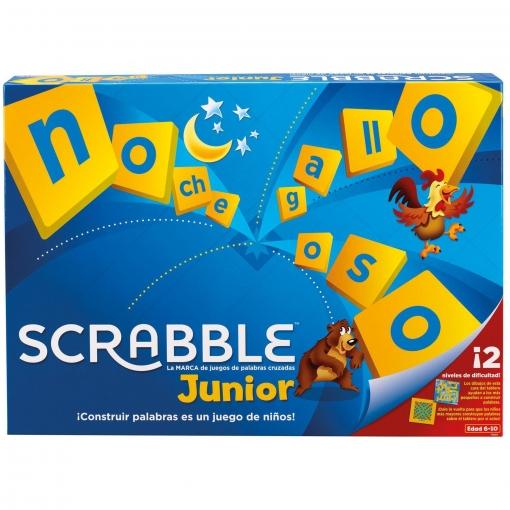 Mattel Games Scrabble Junior Las Mejores Ofertas De Carrefour
