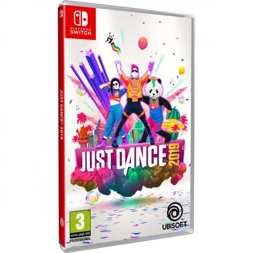 Just Dance 2019 Para Nintendo Switch Las Mejores Ofertas De Carrefour