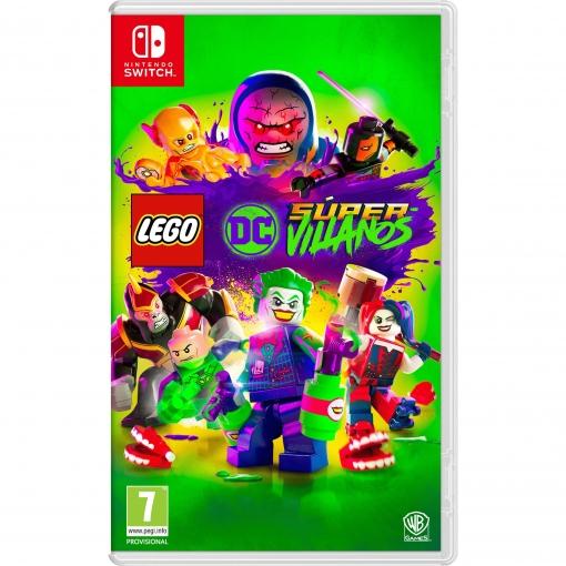 Lego Dc Super Villanos Para Nintendo Switch Las Mejores Ofertas De