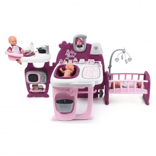 Smoby - La Casa de Los Bebés Nursery Baby Nurse