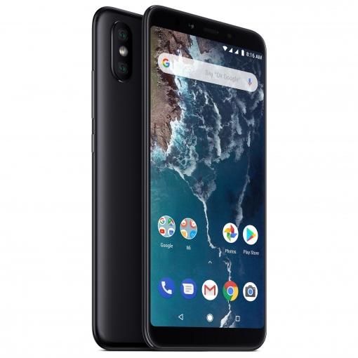 Móvil Xiaomi Mi A2 64GB - Negro