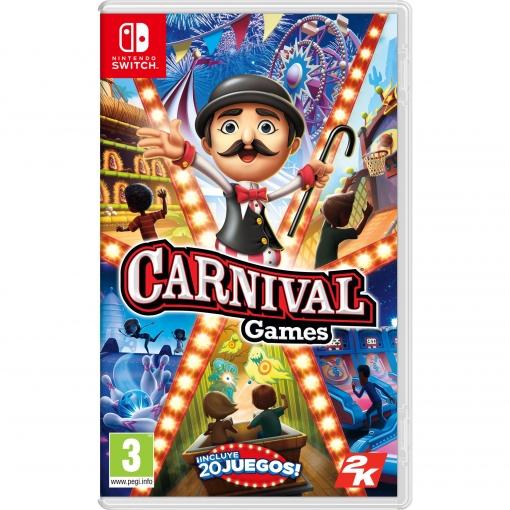 Carnival Games Para Nintendo Switch Las Mejores Ofertas De Carrefour