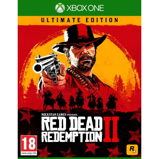 Red Dead Redemption 2 Ultimate Edition para Xbox One