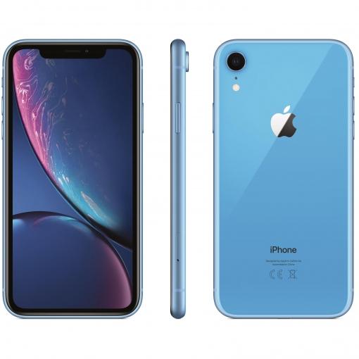 iPhone XR 64GB Apple Azul   Las mejores ofertas de Carrefour