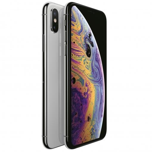 iPhone Xs Apple 64GB Plata
