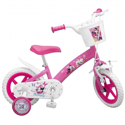Bicicleta Minnie 12''