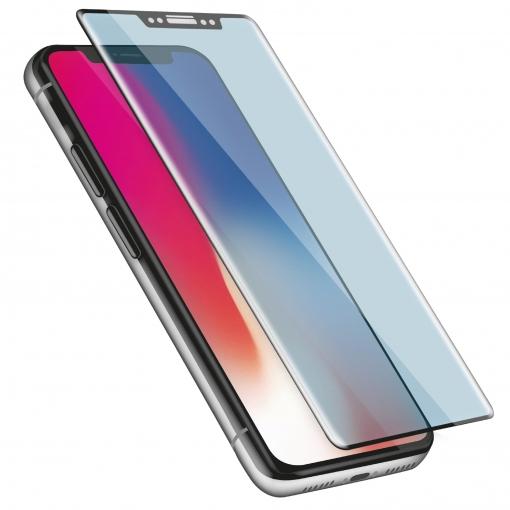 c29cb4b94dc Protector de Pantalla Ideus Cristal Templado Premium 4D para iPhone XS Max  Negro | Las mejores ofertas de Carrefour