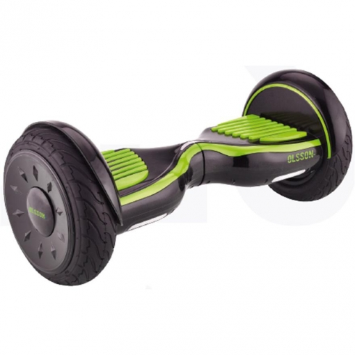 Hoverboard Olsson XL Luxury Sport 10'' Negro/Lima