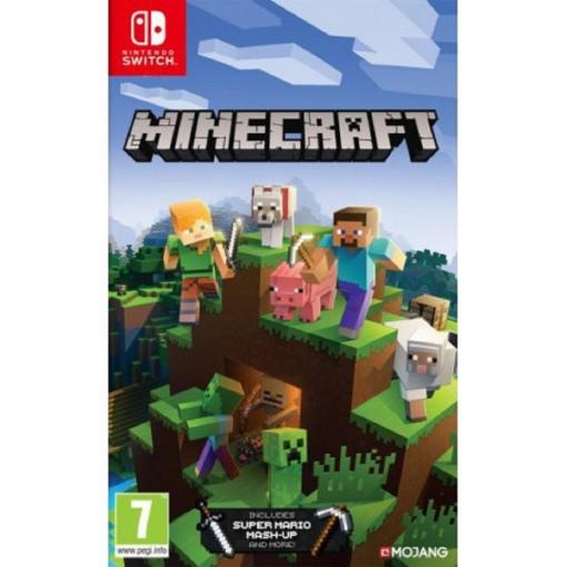 Minecraft Para Nintendo Switch Las Mejores Ofertas De Carrefour