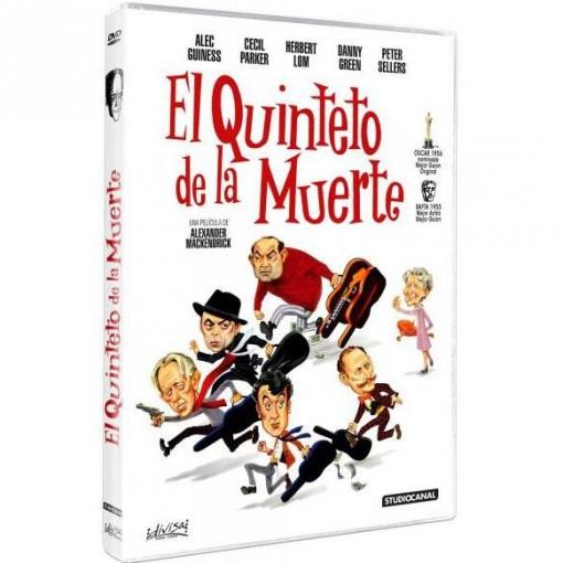 El Quinteto De La Muerte Dvd Las Mejores Ofertas De Carrefour