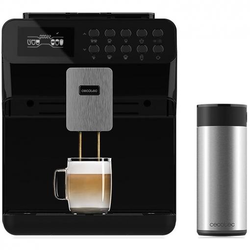 Cafetera Superautomática Cecotec Power Matic-CCINO 7000 Serie Negra