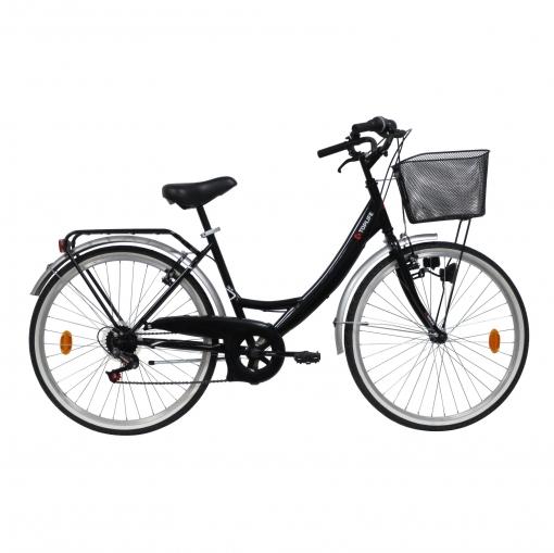 Bicicleta Paseo City 40 Toplife Las Mejores Ofertas De Carrefour