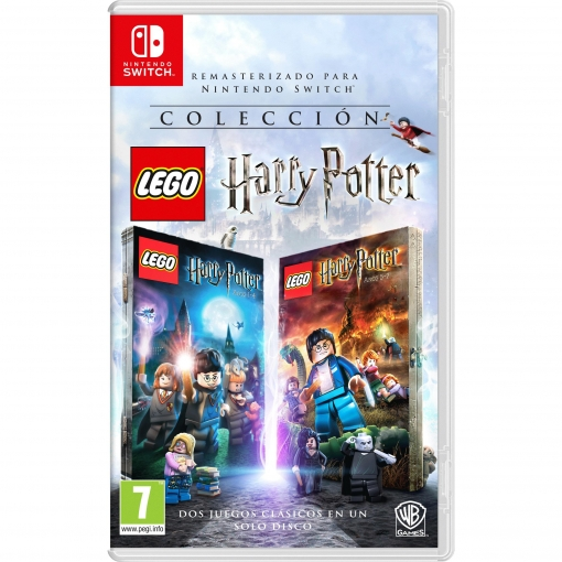 Lego Harry Potter Edicion Coleccionista Para Nintendo Switch Las