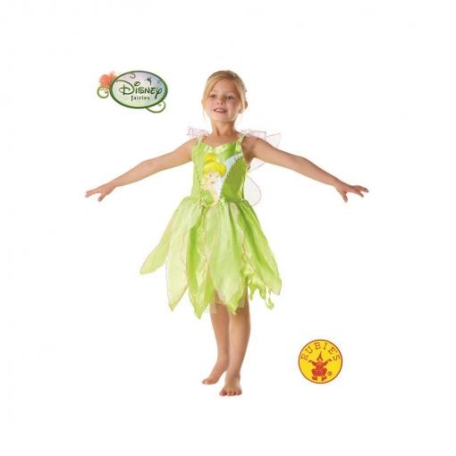 Disfraz Campanilla Classic para Niño de 3 a 4 años