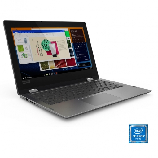 Convertible 2 en 1 Lenovo Yoga 330-11IGM con Intel, 2GB, 32GB, 29,46 cm -  11,6''