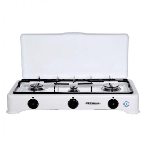 Hornillo a gas orbegozo fo5327cgp las mejores ofertas de - Cocinas de gas butano carrefour ...
