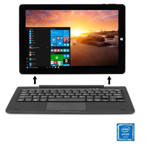Convertible 2 en 1 Schneider Dual Book SCT101CTM con Intel, 2GB, 32GB, 25,10 cm - 10''