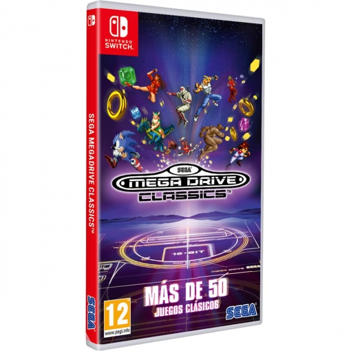 Sega Megadrive Classics Para Nintendo Switch Las Mejores Ofertas