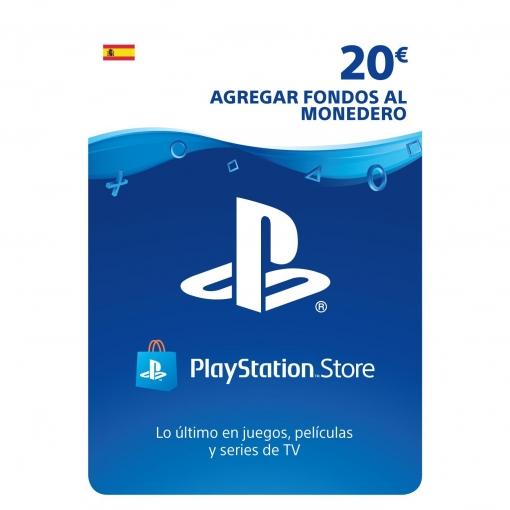 Prepago Playstation Network 20 Las Mejores Ofertas De Carrefour