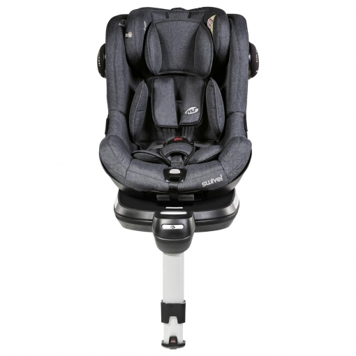 Silla de Coche Grupo 0+/1 Contramarcha Isofix Top Tether  Swivel Ms