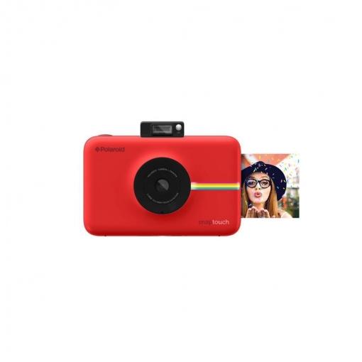 a4b90a2e54 Cámara Digital Instantánea Polaroid Snap Touch - Roja | Las mejores ...