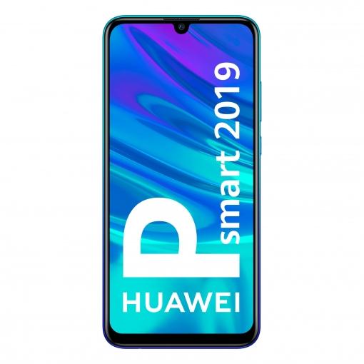Móvil Huawei P Smart 2019 - Aurora Azul   Las mejores
