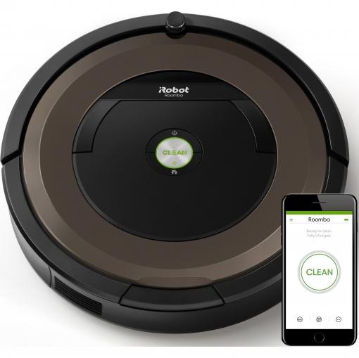Robot aspirador iRobot Roomba 896