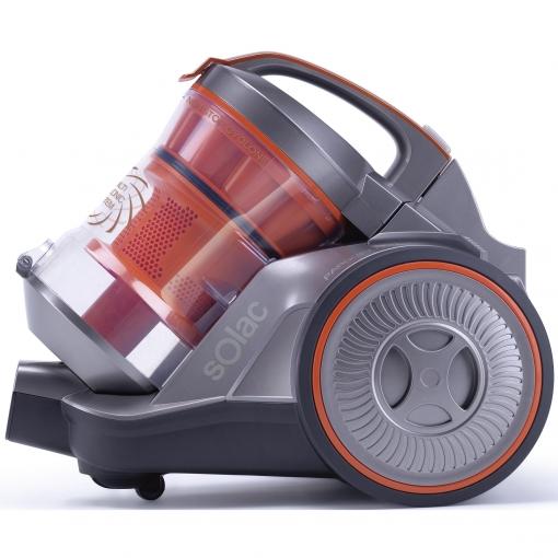 Comprar Aspirador trineo sin bolsa Brave | SOLAC