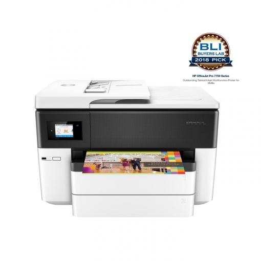 Impresora Multifunción HP OfficeJet Pro 7740WF