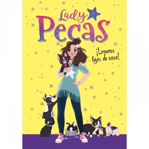 ¡Locuras Lejos de Casa! Serie Lady Pecas 1. LADY PECAS