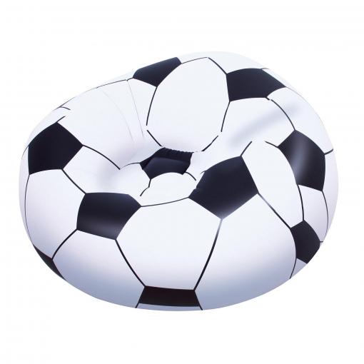 de916970 Sofá Hinchable Balón Fútbol 114 x112x71 cm | Las mejores ofertas de ...