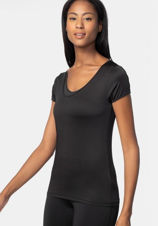 Camiseta de deporte de manga corta