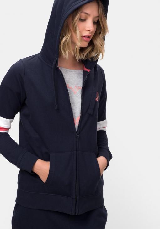 Sudadera de deporte con capucha TEX
