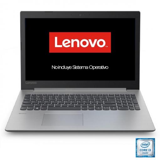 "Portátil Lenovo 330-15IKB con i3, 4GB, 128GB, 39,62 cm - 15,6"""