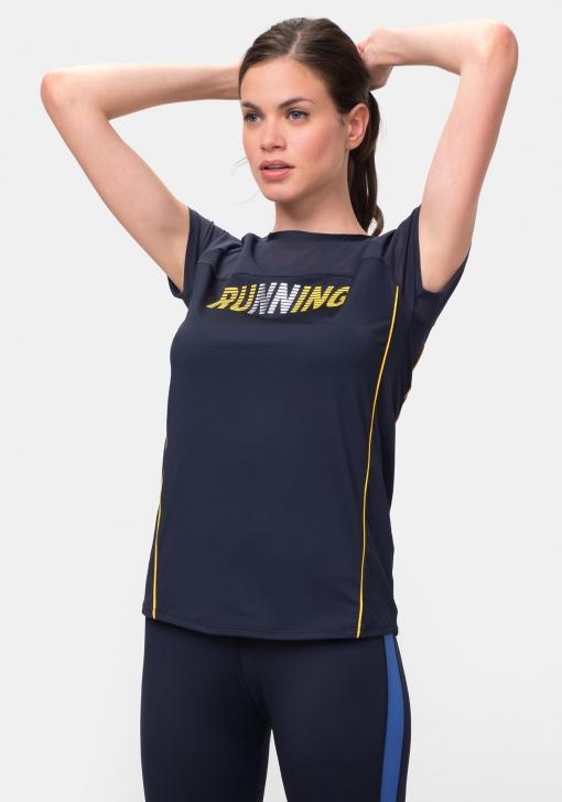 Camiseta de deporte manga corta TEX