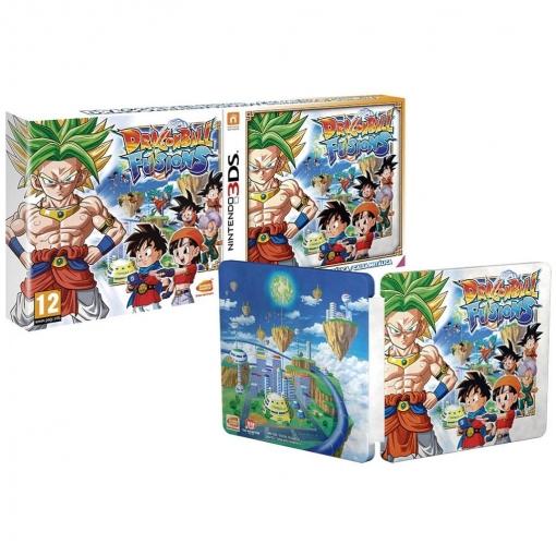 Dragon Ball Fusions Edición Especial para 3DS