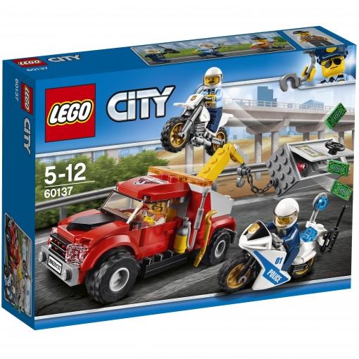 Lego - Camión Grúa en Problemas   Las mejores ofertas de Carrefour