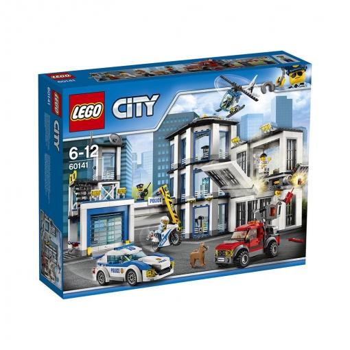 Lego - Comisaría de Policía | Las mejores ofertas de Carrefour