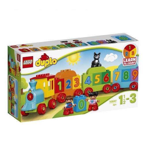 Lego Duplo De Los Tren Números Nk8nXZP0wO