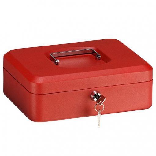 Arregui Caja Caudales T3. Rojo