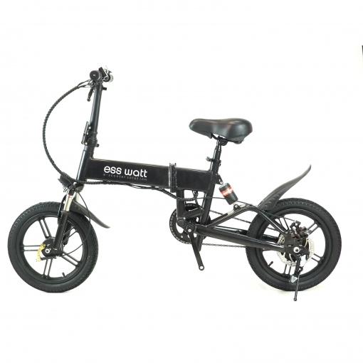 E-Bike Miami Negra