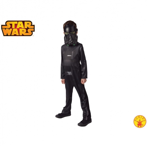 Disfraz Death Trooper para Niño de 5 a 6 años