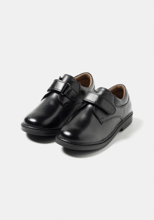 Zapatos colegiales de piel para Niño TEX (Tallas 31 a 41)