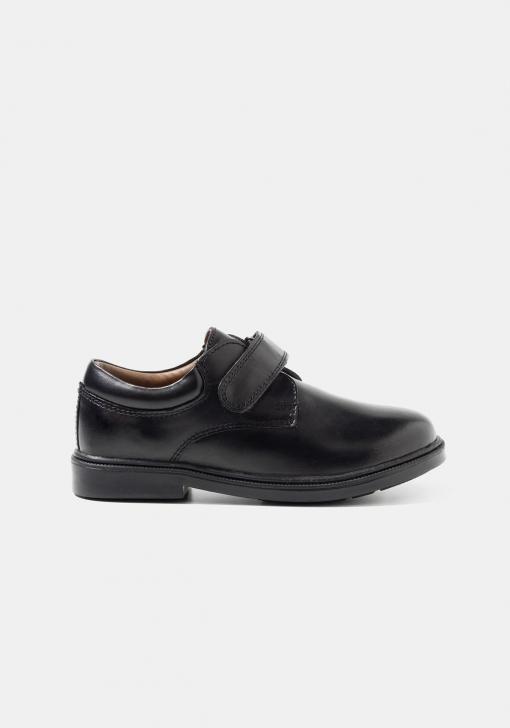 Zapatos colegiales de piel TEX (Tallas 31 a 41)