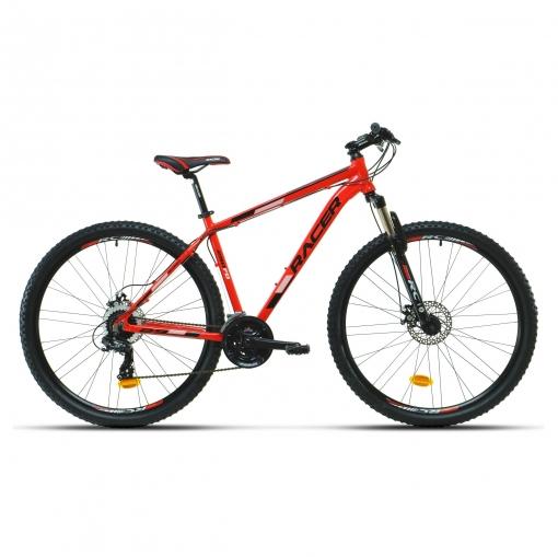 Bicicleta MTB 29P Racer FD TM.Roja