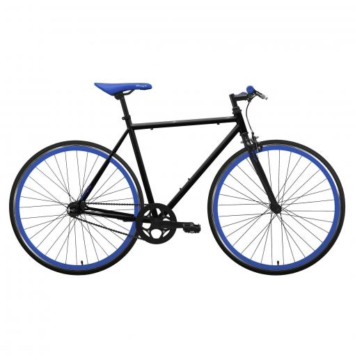 "Bicicleta de Ciudad 28"" Racer Fixtyle T.M - Negra"