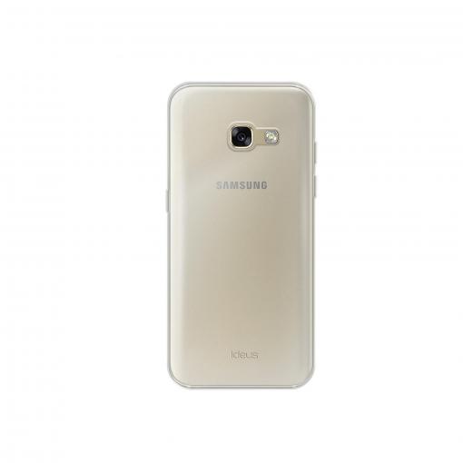 f07684b8e5e Carcasa Ideus de TPU para Samsung Galaxy A3 (2017) - Transparente ...
